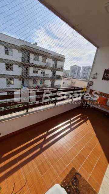 906115535810824 - Apartamento de 2 quartos no Grajaú - CPAP20472 - 3