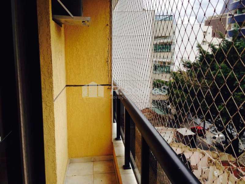 698157165354984 - Flat 1 quarto à venda Rio de Janeiro,RJ - R$ 651.000 - LDFL10014 - 16
