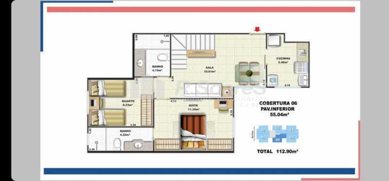 5cc306ce-3f0c-4775-a0dc-315eca - Cobertura Duplex Pça da Bandeira - CPCO30026 - 19