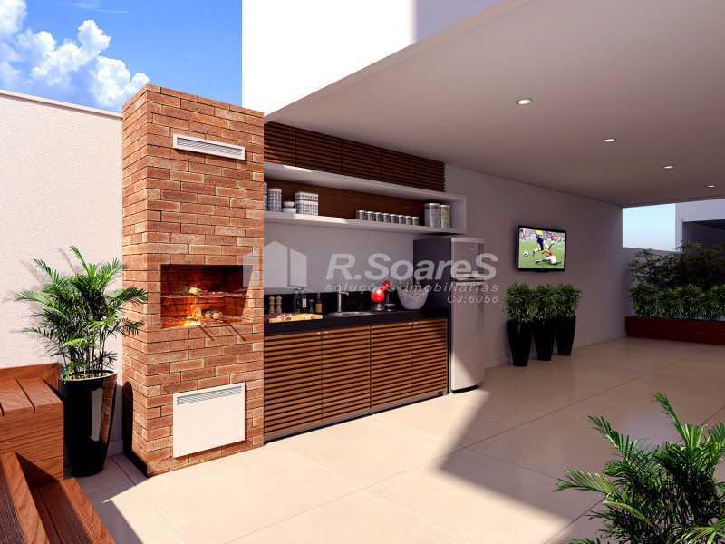 solar_belem_churrasqueira - Cobertura Duplex Pça da Bandeira - CPCO30026 - 22
