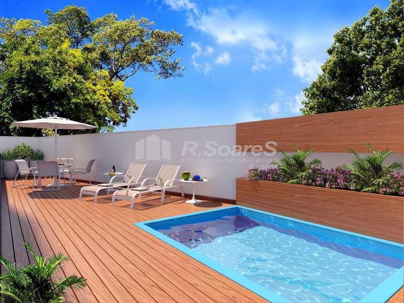 solar_belem_piscina - Cobertura Duplex Pça da Bandeira - CPCO30026 - 21