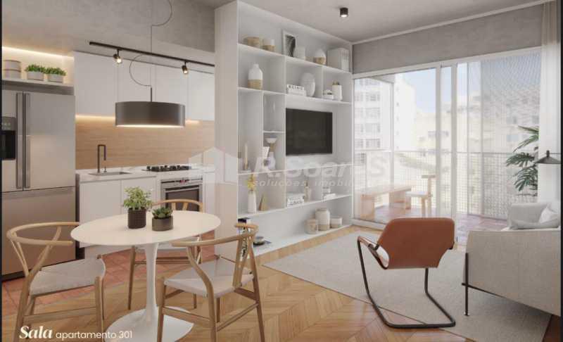 71ee60b6-00e7-4555-bb2b-fc5716 - Apartamento 1 quarto à venda Rio de Janeiro,RJ - R$ 912.653 - BTAP10010 - 6