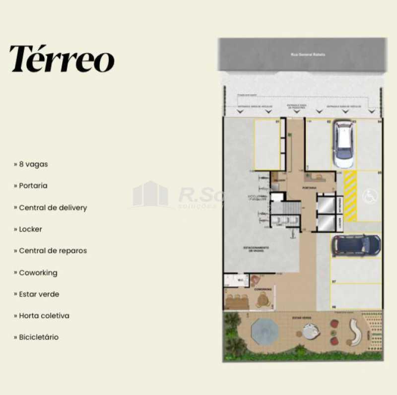 e503bed1-e92b-4b27-893e-db4fcf - Apartamento 1 quarto à venda Rio de Janeiro,RJ - R$ 912.653 - BTAP10010 - 9