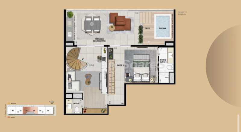 5a00a8c3-40a0-4c52-b01f-c33274 - Apartamento à venda Rio de Janeiro,RJ - R$ 2.128.000 - BTAP00017 - 21