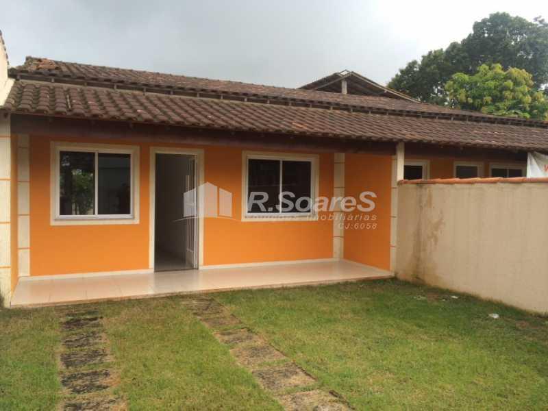 01 - Casa 2 quartos à venda Itaboraí,RJ Areal - R$ 210.000 - LDCA20009 - 1
