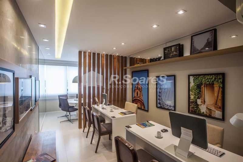 Imagem 12 - Sala Comercial 24m² à venda Rio de Janeiro,RJ - R$ 109.500 - LDSL00043 - 13