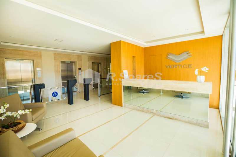 Imagem 9 - Sala Comercial 24m² à venda Rio de Janeiro,RJ - R$ 121.500 - LDSL00045 - 10