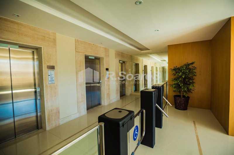 Imagem 10 - Sala Comercial 24m² à venda Rio de Janeiro,RJ - R$ 121.500 - LDSL00045 - 11