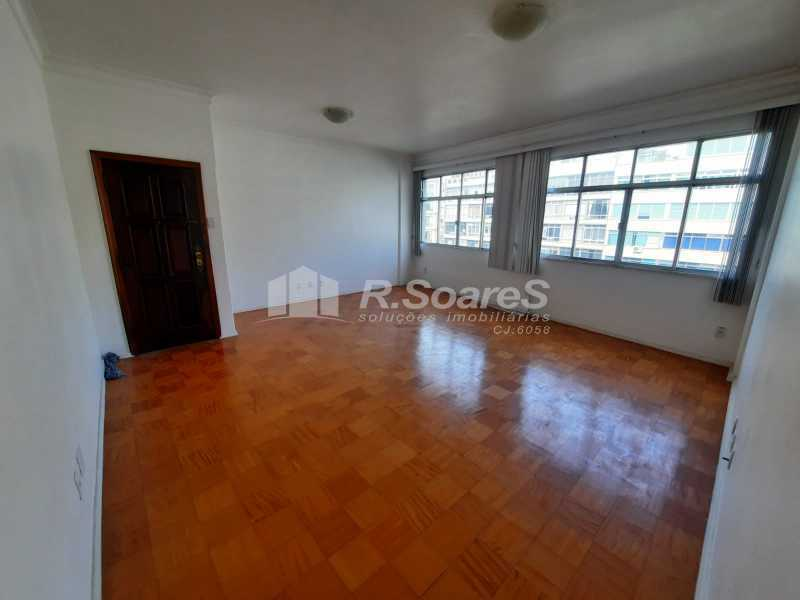 1 - Excelente localização, Apartamento de 3 quartos sendo uma suíte, no coração do Flamengo. Uma vaga na escritura. Vista parcial da Baía de Guanabara - BTAP30049 - 3