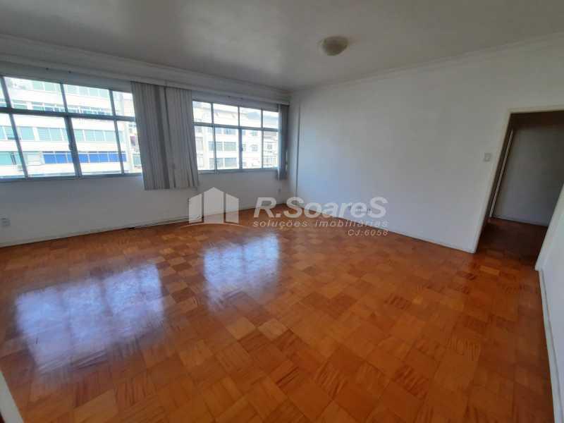 3 - Excelente localização, Apartamento de 3 quartos sendo uma suíte, no coração do Flamengo. Uma vaga na escritura. Vista parcial da Baía de Guanabara - BTAP30049 - 5