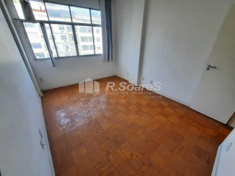 5 - Excelente localização, Apartamento de 3 quartos sendo uma suíte, no coração do Flamengo. Uma vaga na escritura. Vista parcial da Baía de Guanabara - BTAP30049 - 7