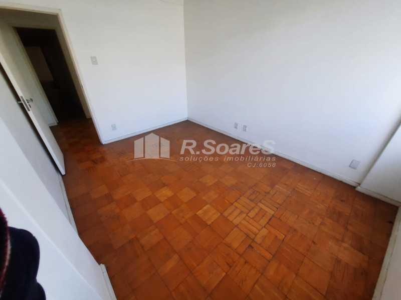 6 - Excelente localização, Apartamento de 3 quartos sendo uma suíte, no coração do Flamengo. Uma vaga na escritura. Vista parcial da Baía de Guanabara - BTAP30049 - 8