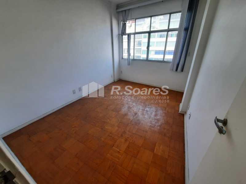 7 - Excelente localização, Apartamento de 3 quartos sendo uma suíte, no coração do Flamengo. Uma vaga na escritura. Vista parcial da Baía de Guanabara - BTAP30049 - 9