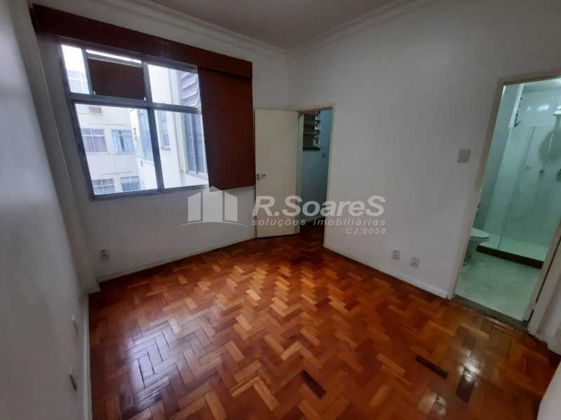 10 - Excelente localização, Apartamento de 3 quartos sendo uma suíte, no coração do Flamengo. Uma vaga na escritura. Vista parcial da Baía de Guanabara - BTAP30049 - 12