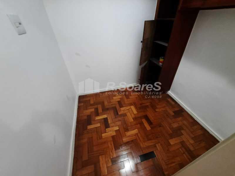 11 - Excelente localização, Apartamento de 3 quartos sendo uma suíte, no coração do Flamengo. Uma vaga na escritura. Vista parcial da Baía de Guanabara - BTAP30049 - 13