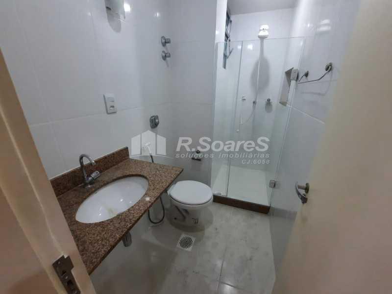 12 - Excelente localização, Apartamento de 3 quartos sendo uma suíte, no coração do Flamengo. Uma vaga na escritura. Vista parcial da Baía de Guanabara - BTAP30049 - 14