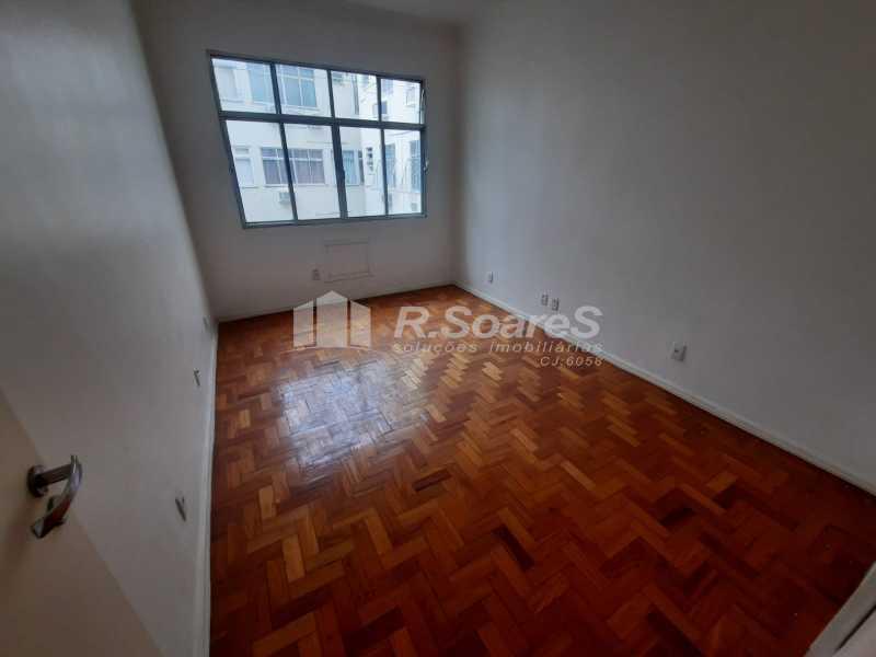 14 - Excelente localização, Apartamento de 3 quartos sendo uma suíte, no coração do Flamengo. Uma vaga na escritura. Vista parcial da Baía de Guanabara - BTAP30049 - 16