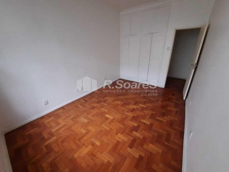 15 - Excelente localização, Apartamento de 3 quartos sendo uma suíte, no coração do Flamengo. Uma vaga na escritura. Vista parcial da Baía de Guanabara - BTAP30049 - 17