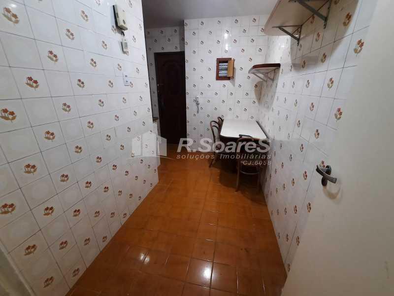 16 - Excelente localização, Apartamento de 3 quartos sendo uma suíte, no coração do Flamengo. Uma vaga na escritura. Vista parcial da Baía de Guanabara - BTAP30049 - 18