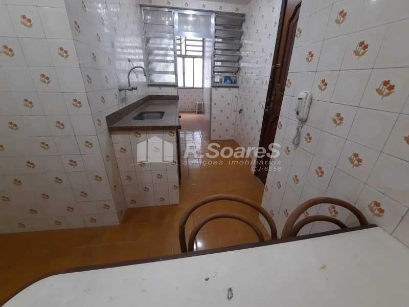 17 - Excelente localização, Apartamento de 3 quartos sendo uma suíte, no coração do Flamengo. Uma vaga na escritura. Vista parcial da Baía de Guanabara - BTAP30049 - 19