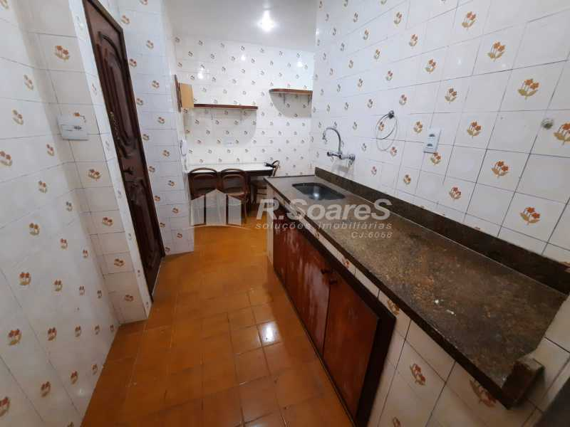18 - Excelente localização, Apartamento de 3 quartos sendo uma suíte, no coração do Flamengo. Uma vaga na escritura. Vista parcial da Baía de Guanabara - BTAP30049 - 20