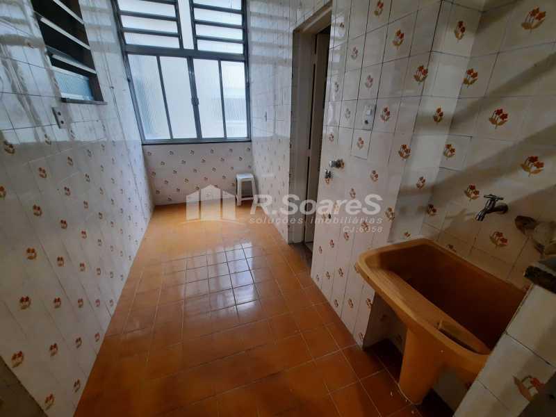 19 - Excelente localização, Apartamento de 3 quartos sendo uma suíte, no coração do Flamengo. Uma vaga na escritura. Vista parcial da Baía de Guanabara - BTAP30049 - 21