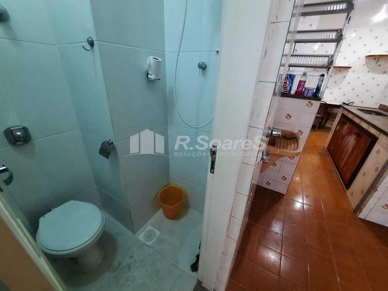 21 - Excelente localização, Apartamento de 3 quartos sendo uma suíte, no coração do Flamengo. Uma vaga na escritura. Vista parcial da Baía de Guanabara - BTAP30049 - 23