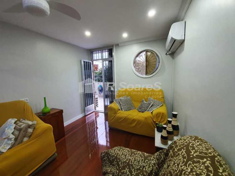 3. - Rio de Janeiro, São Cristóvão, Casa triplex, 5 quartos, sendo 3 suítes, 491 m², frente! - LDCA50008 - 4