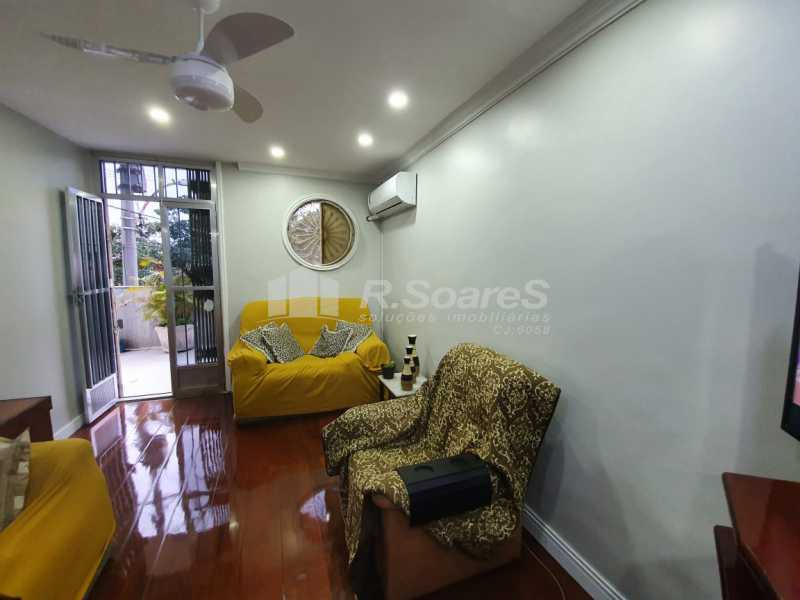 4. - Rio de Janeiro, São Cristóvão, Casa triplex, 5 quartos, sendo 3 suítes, 491 m², frente! - LDCA50008 - 5