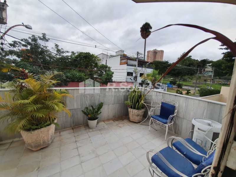 5. - Rio de Janeiro, São Cristóvão, Casa triplex, 5 quartos, sendo 3 suítes, 491 m², frente! - LDCA50008 - 6
