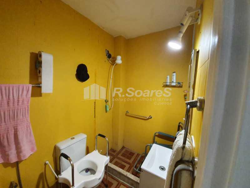 13. - Rio de Janeiro, São Cristóvão, Casa triplex, 5 quartos, sendo 3 suítes, 491 m², frente! - LDCA50008 - 14