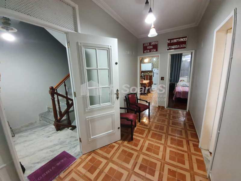 15. - Rio de Janeiro, São Cristóvão, Casa triplex, 5 quartos, sendo 3 suítes, 491 m², frente! - LDCA50008 - 16