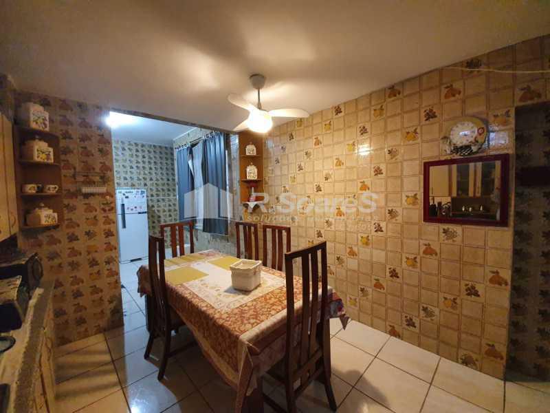 20. - Rio de Janeiro, São Cristóvão, Casa triplex, 5 quartos, sendo 3 suítes, 491 m², frente! - LDCA50008 - 21