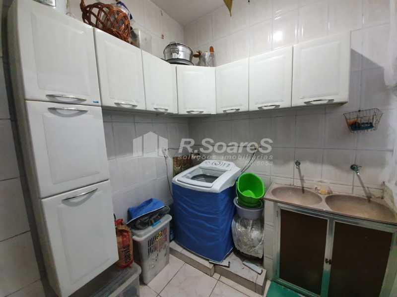 23. - Rio de Janeiro, São Cristóvão, Casa triplex, 5 quartos, sendo 3 suítes, 491 m², frente! - LDCA50008 - 24