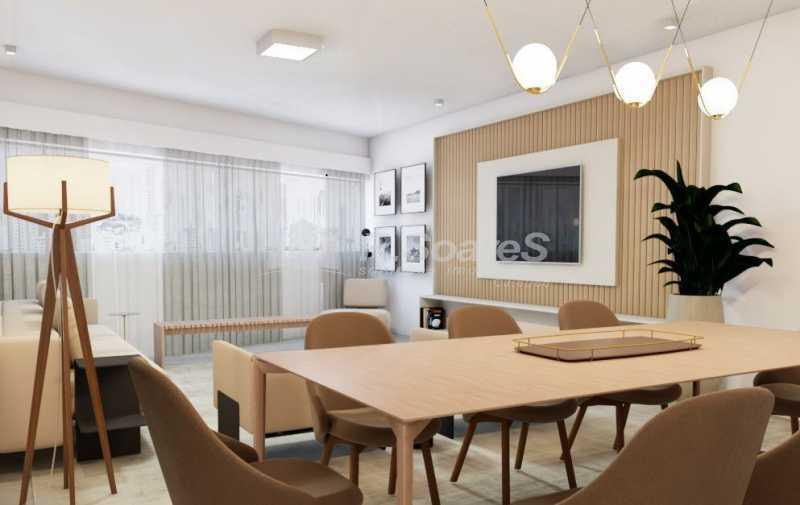 5 - Apartamento à venda Rua Almirante Saddock de Sá,Rio de Janeiro,RJ - R$ 2.410.000 - GPAP30010 - 4