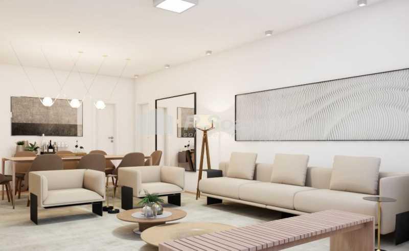 15 - Apartamento à venda Rua Almirante Saddock de Sá,Rio de Janeiro,RJ - R$ 2.410.000 - GPAP30010 - 1