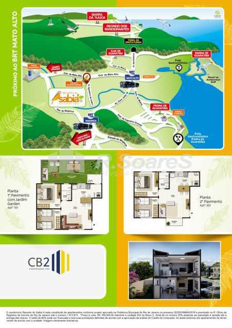 WhatsApp Image 2020-11-12 at 1 - Apartamento 2 quartos à venda Rio de Janeiro,RJ - R$ 180.000 - GPAP20022 - 17