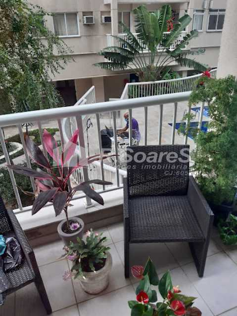 1 - Apartamento à venda Rua Euclides da Cunha,Rio de Janeiro,RJ - R$ 575.000 - GPAP30028 - 3