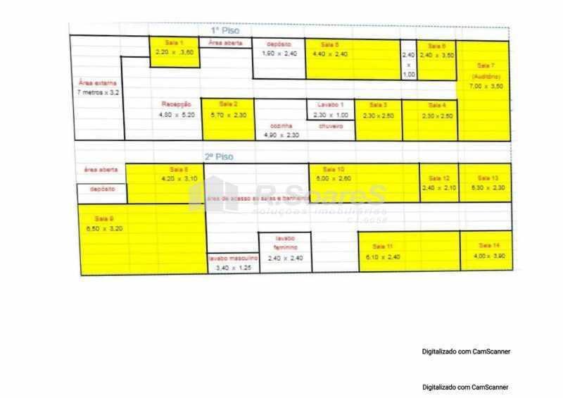 76356de9-d13e-43f7-90af-c69ca8 - Casa Comercial 385m² à venda Rio de Janeiro,RJ - R$ 1.200.000 - GPCC00002 - 14
