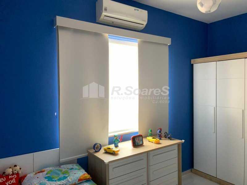 15 - Casa de Vila 3 quartos à venda Rio de Janeiro,RJ - R$ 510.000 - LDCV30006 - 16