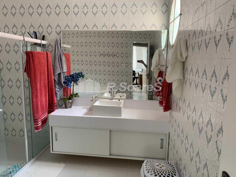 Banheiro. - Casa de Vila 3 quartos à venda Rio de Janeiro,RJ - R$ 510.000 - LDCV30006 - 19