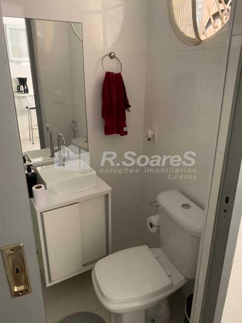Banheiro social.. - Casa de Vila 3 quartos à venda Rio de Janeiro,RJ - R$ 510.000 - LDCV30006 - 11