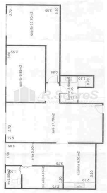 401129438955309 - Apartamento 2 quartos à venda Rio de Janeiro,RJ - R$ 305.000 - LDAP20511 - 1