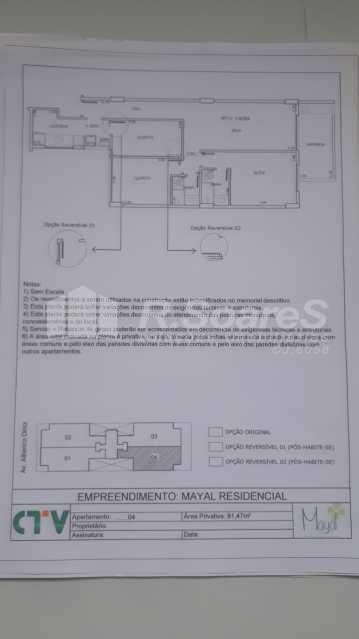 20210911_104706 - Apartamento 3 quartos à venda Rio de Janeiro,RJ - R$ 350.000 - VVAP30238 - 21