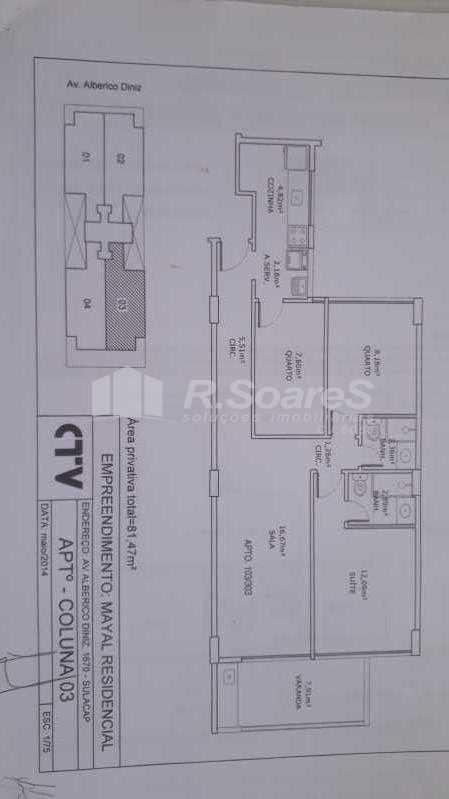 20210911_104620 - Apartamento 3 quartos à venda Rio de Janeiro,RJ - R$ 350.000 - VVAP30238 - 22