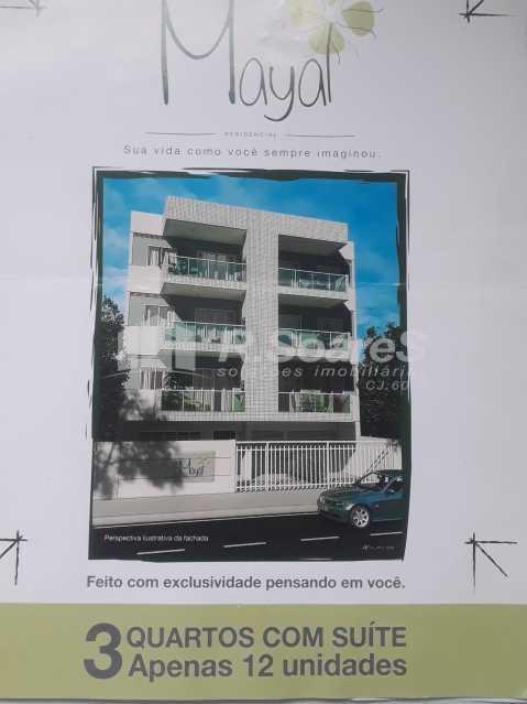 df75a217-4098-41b4-b213-14c9af - Apartamento 3 quartos à venda Rio de Janeiro,RJ - R$ 350.000 - VVAP30238 - 1