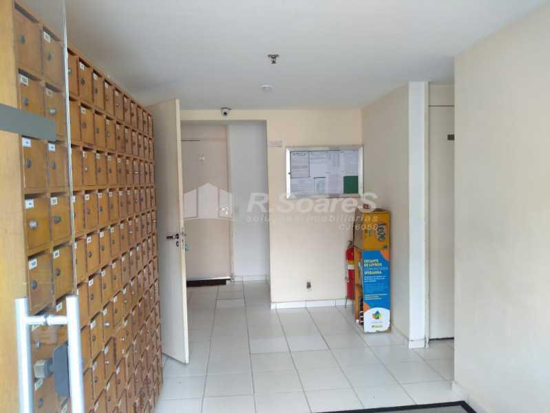 5. - Rio de Janeiro, São Cristóvão, 1 quarto, 47 m², varanda. - LDAP10262 - 6