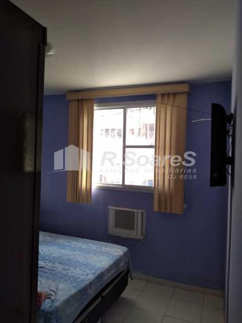 10. - Rio de Janeiro, São Cristóvão, 1 quarto, 47 m², varanda. - LDAP10262 - 11