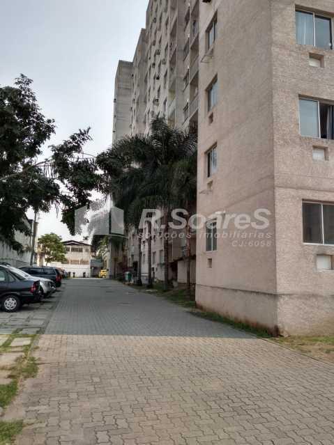21. - Rio de Janeiro, São Cristóvão, 1 quarto, 47 m², varanda. - LDAP10262 - 22