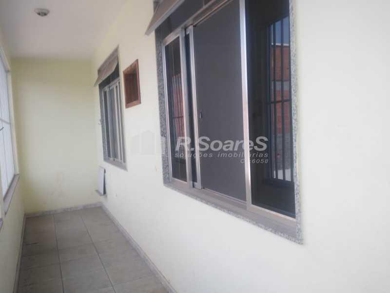 2 - Casa 2 quartos para alugar Rio de Janeiro,RJ - R$ 1.250 - JCCA20022 - 3